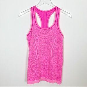 lululemon   Swiftly Tech Racerback Pink